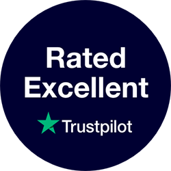 Rated excellent trustpilot